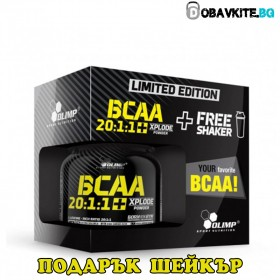 BCAA 20:1:1 Xplode power